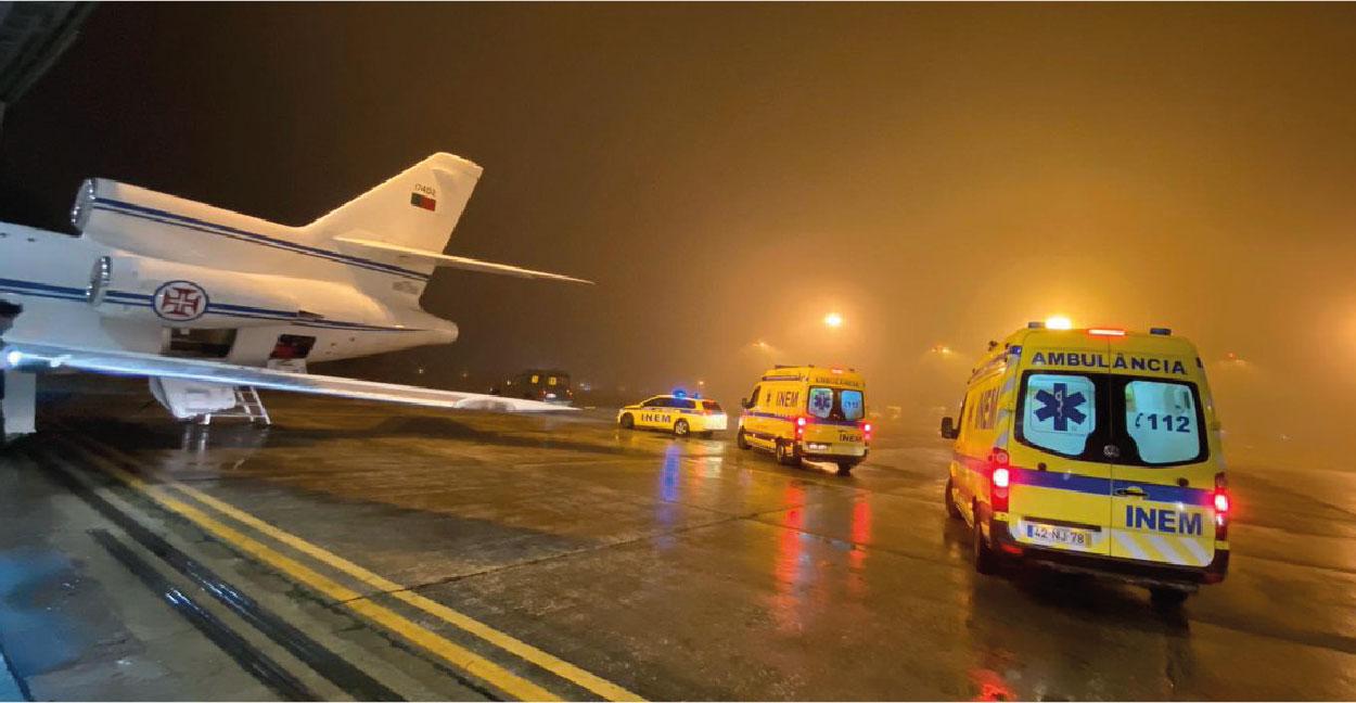 Unidade de Evacuações Aéreas